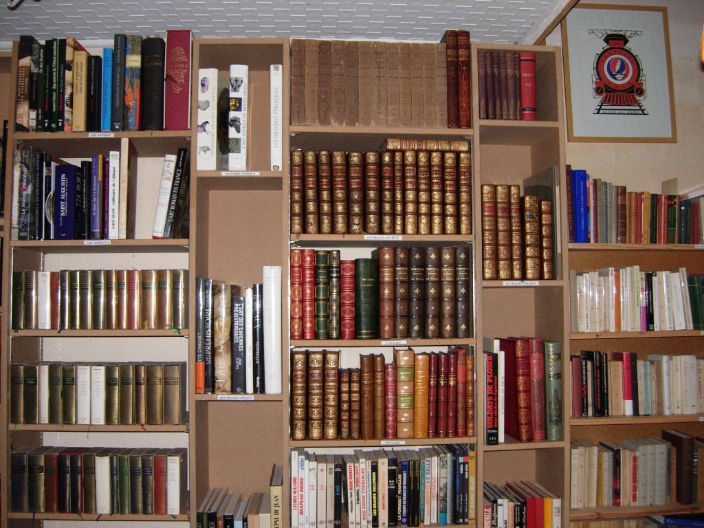 librairie jak